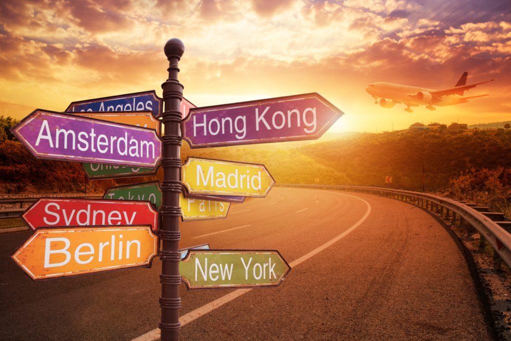 Destination Signpost