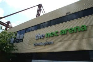 NEC Arena Birmingham
