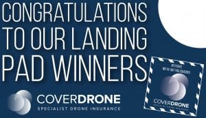 Advert Landing Pad Winners