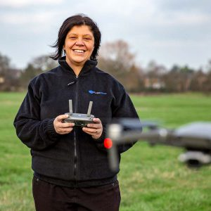 Sarah Preece Drone Insurance Advisor