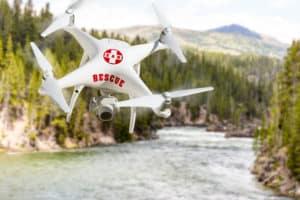 Drone Search & Rescue