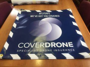 Coverdrone Landing Pads