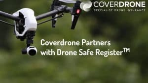 Coverdrone Partners with DSR