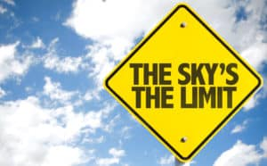 They Sky's The Limit