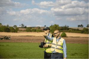 Hummingbird UAV Drone Operators