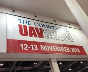 Commercial UAV Show 2019