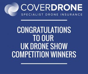 UK Drone Show Competition Winners