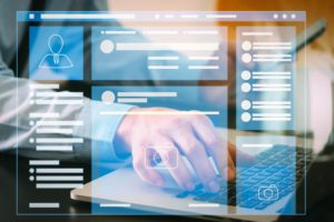 Online Client Management Portal
