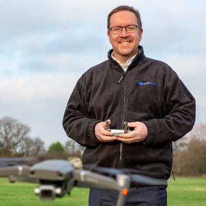 Phillip Heath Coverdrone Director