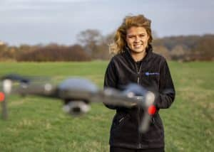 Jess Brown Coverdrone Marketing Manager