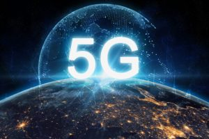 oncept Of Future 5G Technology