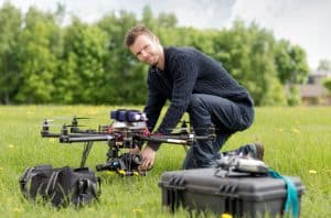Coverdrone Competition Landing Pad Winners