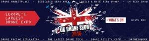 UK Drone Show 2016 Logo