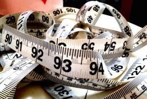 Tape Measure Ravelled Up