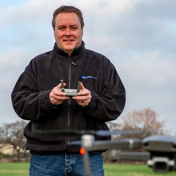 Stephen Heath Coverdrone Director