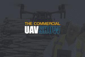 Commercial UAV Show Logo