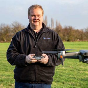 Andrew Heath Coverdrone Director