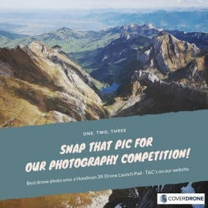 Coverdrone Instagram Photography Competition
