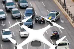 Emergency Services Drones