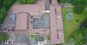 Aerial Image of Building