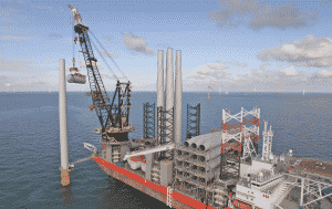 Oil Offshore Platform