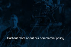 Coverdrone Commercial Video Cover