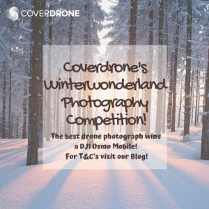 Coverdrone Winter Wonderland Photography Competition
