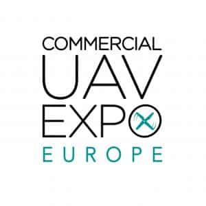 Commercial UAV Expo Europe Logo