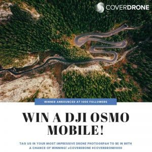 Coverdrone Drone Photography Competition