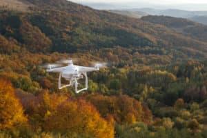 Wildlife conservation drone