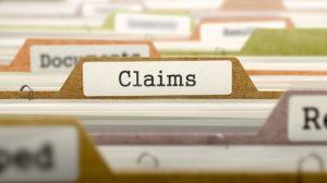 Drone insurance claim