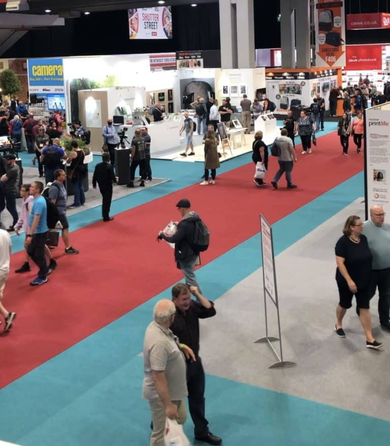 The Photography and Video Show Exhibition Hall