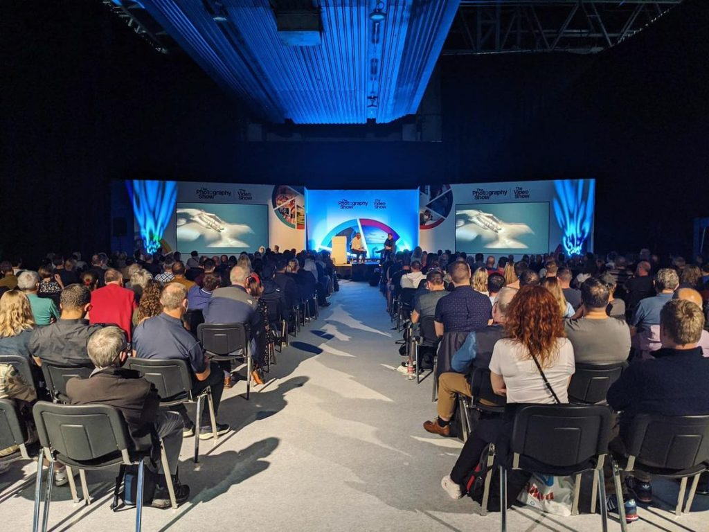 The Photography Show Action Area Super Stage Talk